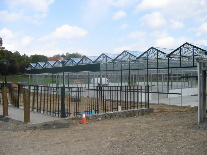 Greenhouse & Floriculture: Selecting and Building a