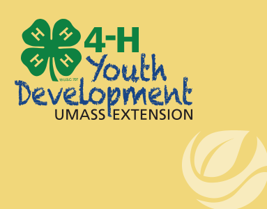 Homepage for Mass 4-H