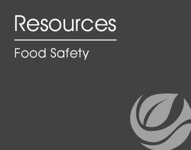Food Safety desktop logo