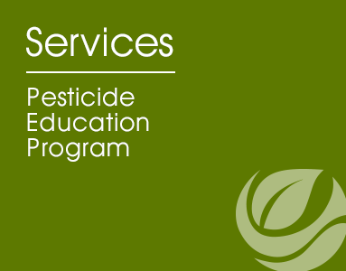 Pesticide Education desktop logo