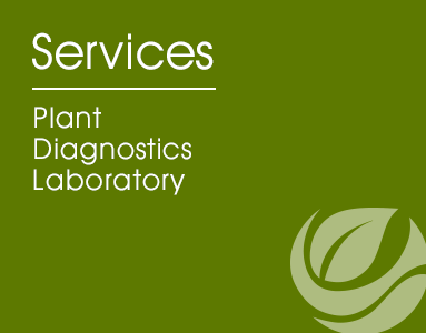 Plant Diagnostics Lab desktop logo
