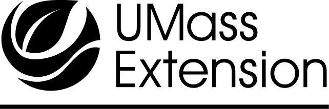 UMass Extension black logo