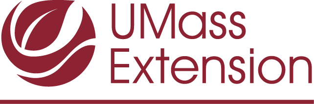 UMass Extension maroon logo