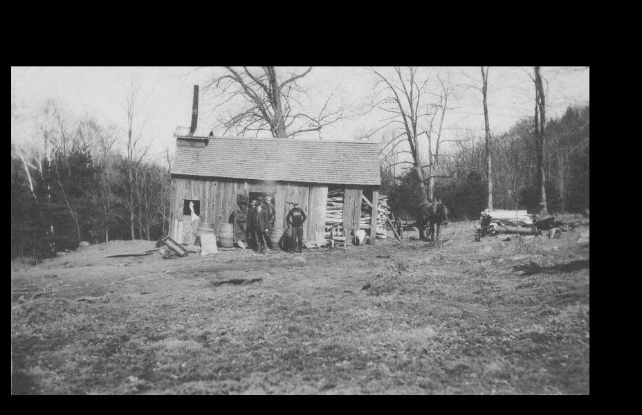 Mt. Toby Sugarhouse 1913