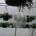 Horizontal Air Flow Fan