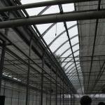 Energy conserving screen in greenhouse