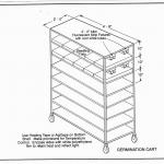 Figure 1. Germination cart for seedling production
