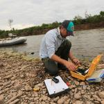 Fishing and researching in Argentina-Fly Fishing Nation photo