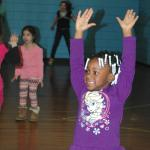 In Brockton, dancing promotes physcial excercise