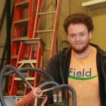 Jason Silverman assistant for Student Enterprise Farm