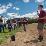 Massachusetts Agricultural Field Day draws good crowds