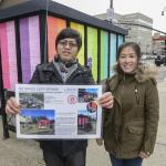 UMass students promote residental spaces