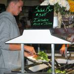 Smarter lunchroom program encourages salad selections