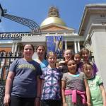 Plant-A-Smile 4-H Club visits State House