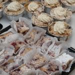 Desserts made with Four Star Farms flour (Northfield)