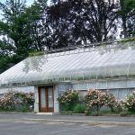 Durfee Conservatory greenhouse
