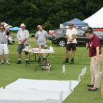 Professor Michelle DaCosta discusses turf recovery