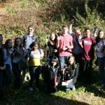 Students use smartphones to report invasive species