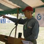 Will Snyder, Coordinator of MA Envirothon