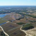 Southeastern Mass. from the air