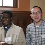 Geoffrey Njue and Jason Lanier