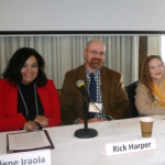 Panel discussion on Springfield needs