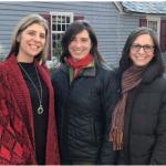 Fall 2019 ADVANCE SeedGrant recipients (Left to right: Amanda Davis, Amanda Kinchla, Jill Fitzsimmons, Katie Kahl, Alissa Nolden).