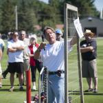 Turf Field Day 2017: Dr. Scott Ebdon shares details on his grass tennis court research