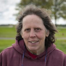 Alice Newth, Hadley Farm Livestock Manager
