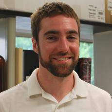 Nicholas Brazee, Extension Plant Pathologist