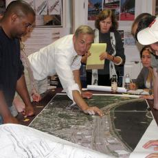 UMass students work with city planners