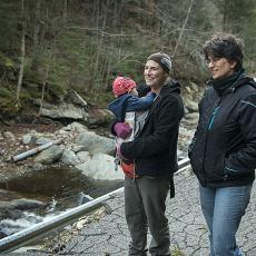 """Riverwalk"" Helps Demystify Flood Damage from Hurricane Irene"