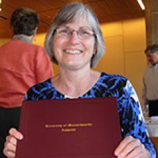 Lisa Sullivan-Werner, Director, UMass Nutrition Education Program