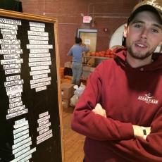 Adams Meats at Somerville market
