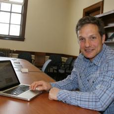Ben Weil entering energy data