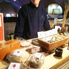 Bread sold at Somerville Winter Market