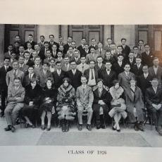 Class of 1926 Stockbridge School of Agriculture