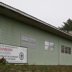 Cranberry Station office building, East Wareham