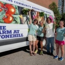 The Farm at Stonehill mobile van