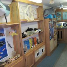 Coastal Explorer interior