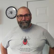Larry Dapsis, entomologist at Cape Cod Cooperative Extension, feautred in Tickology video series