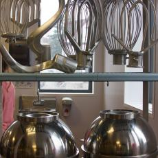Mixers used at Crop Circle Kitchen