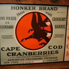 Former cranberry business marketing label Honker brand