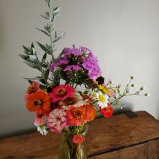 Horticulture: Floral Arrangement 1
