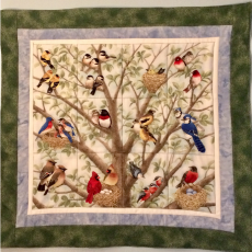 Consumer Science; Quilting: Wall Hanging