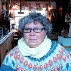 Paulina Borrego, UMass librarian