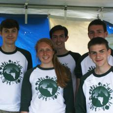 Greenfield Community College Permaculture Team (from Franklin Co High Schools)