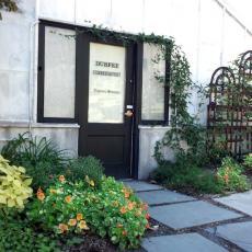 Durfee Conservatory on UMass campus