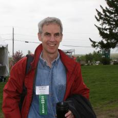 Will Snyder, Mass Envirothon Steering Committee Chair and Extension Educator