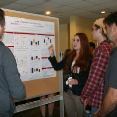 Alison Germagaian discusses her summer project using protein isolates